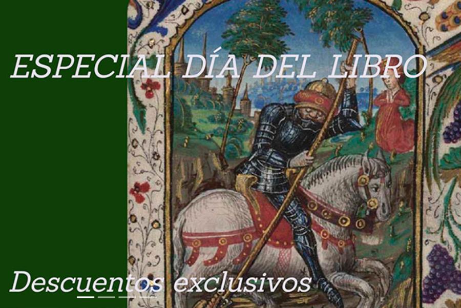 Orbis Mediaevalis  les desea un feliz Día del Libro y de San Jordi.